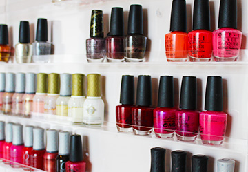 Nail Varnish - Boutique - Healthy Looks - Rufford Nottinghamshire UK