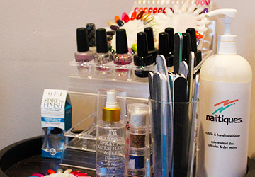Nail Care - Boutique - Healthy Looks - Rufford Nottinghamshire UK