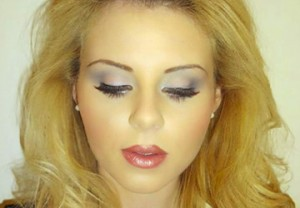 """Bride Trial Run & Make-Up of the Day - mineral Make-Up in Rufford Newark Notts UK 