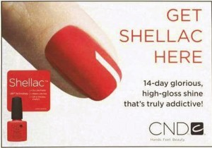 Shellac manicurе - Nail Services in 'Healthy Looks' Beauty Salon in Rufford Newark Nottingham