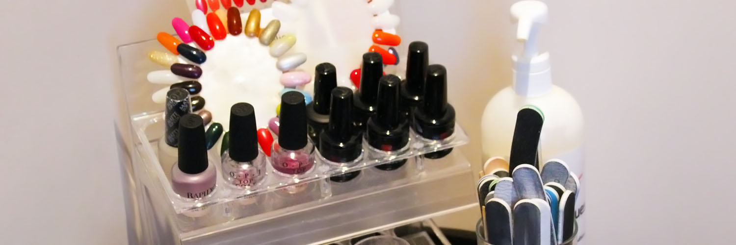 Nail services in 'Healthy Looks' Beauty Salon in Rufford Nottingham UK