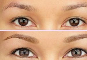 Combo Ombre Permanent Eyebrows   Healthy Looks in Rufford, Newark UK